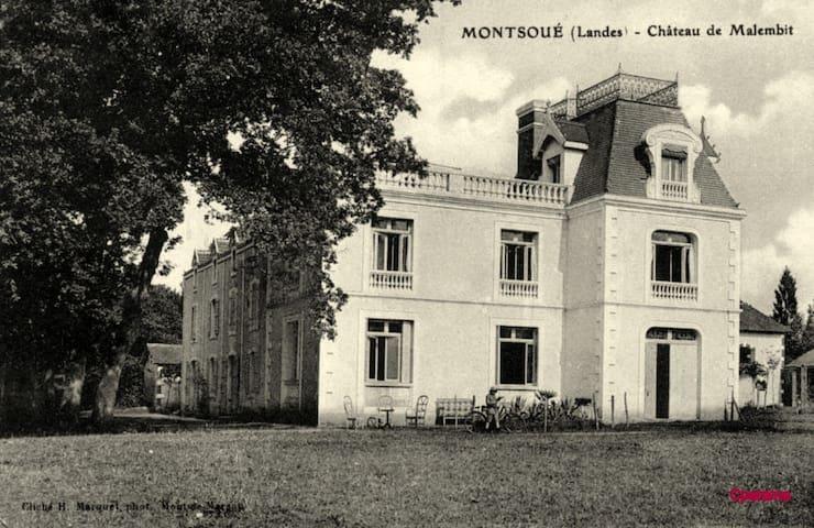 Chateau de Malembit