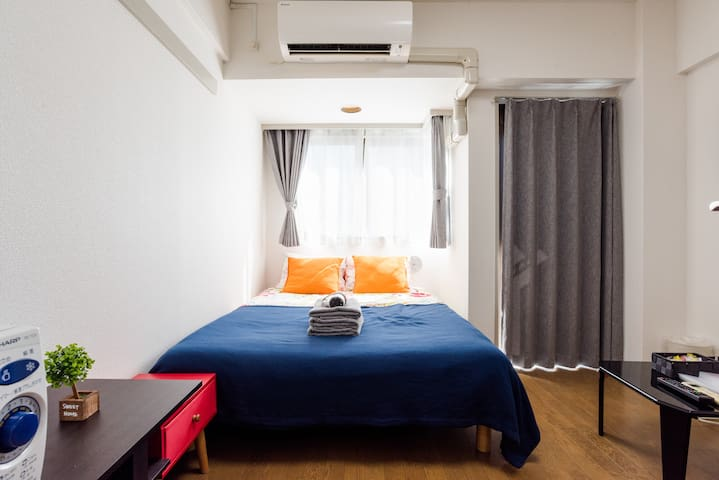 HOYO東京Shibuya#303+WiFi/10min from Shibuya Station