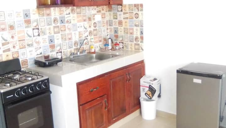 Modern & cozy, 1-BDR-2-Bds 8 minute from the beach