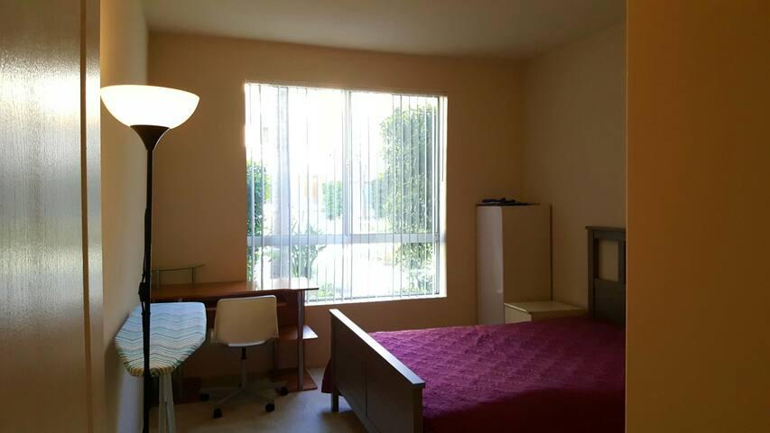 Private room+bathroom at Aliso Viejo Town Center - Aliso Viejo - Apartament