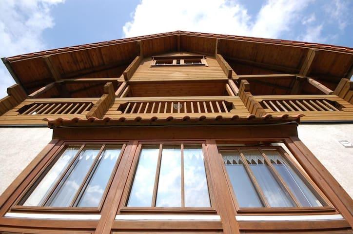 Blockhaus Hendrik 5* DTV klassifiziert - Osterode am Harz - Cabana