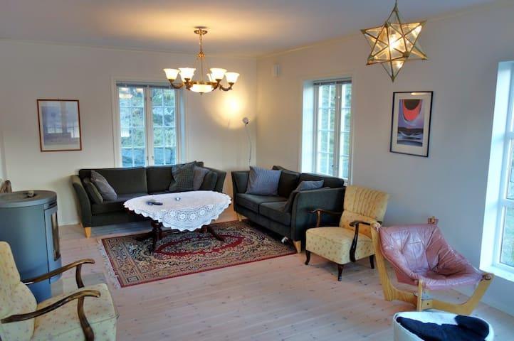 Flørli 4444 Director's Villa/ Direktørbolig Flørli
