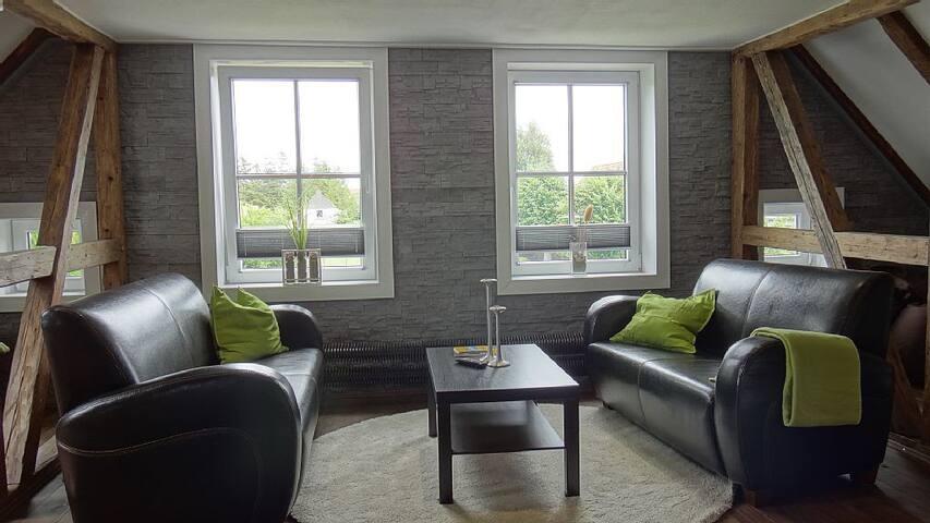 Charmante Ferienwohnung - Strandnah - Glowe - Appartement