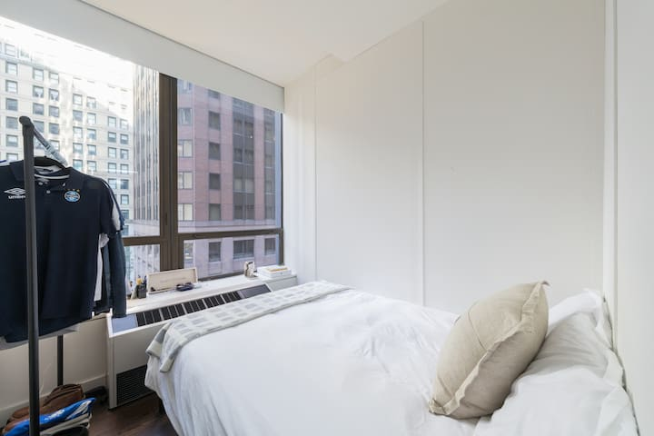 Alohause | Wall St | Nice Room + Manhattan