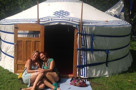 Nomadic Yurt /Ger - Amsterdam-Zuidoost