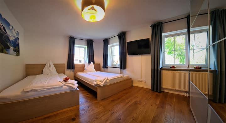 Modernes Apartment bei Erding/München - 2 Personen