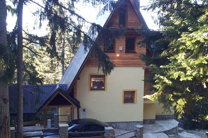 Villa Franka - Vlašić: Apartment 2 - Šišava - Lakás