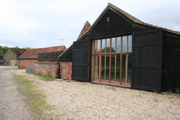Barn Conversion near Norwich - Norfolk - บ้าน