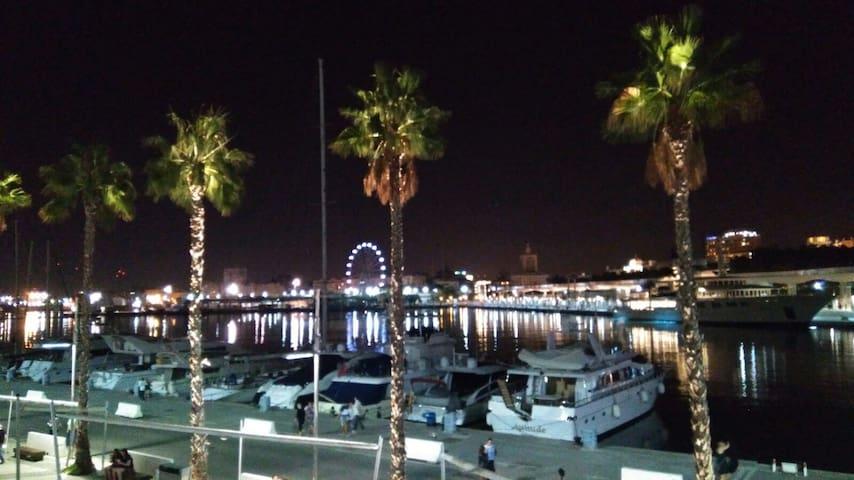 Muelle Uno