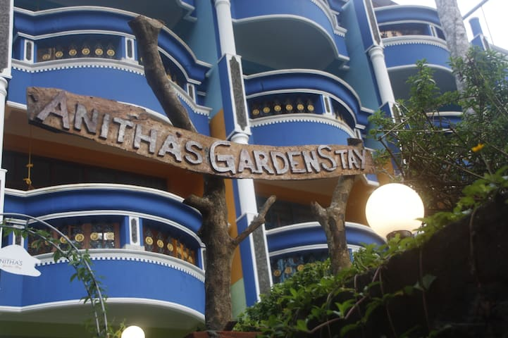 ANITHA'S GARDEN STAY - Kovalam - Bed & Breakfast