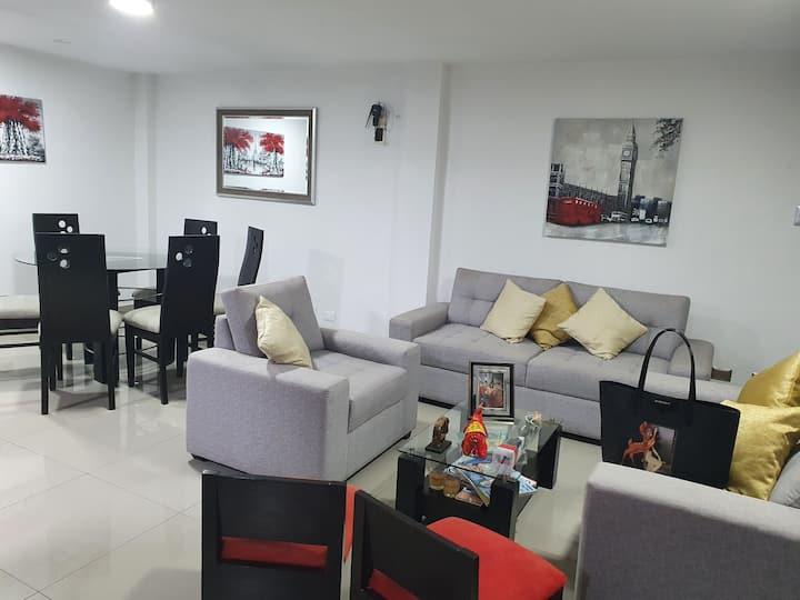 Exclusivo Flat u oficina en San Miguel- Lima- Perú