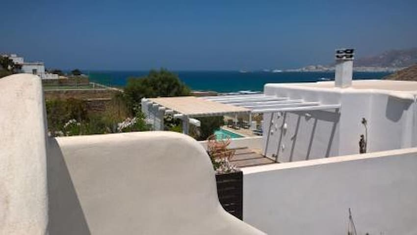 Traditional Kykladic Appartment - Naxos - Casa
