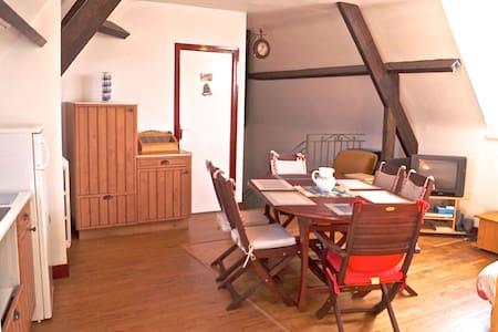 Saint Malo Rothéneuf centre Bourg, 2-4 pers. - Saint-Malo - Διαμέρισμα