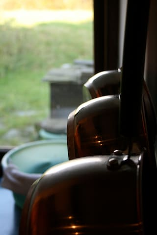 Romantic hillside cottage - Ulverston - Huis