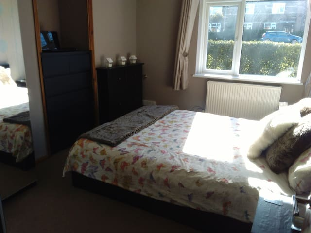 Double room nice with garden - Essex - House
