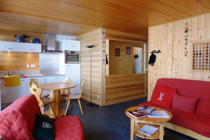 Apartment Anna Courchevel 1650