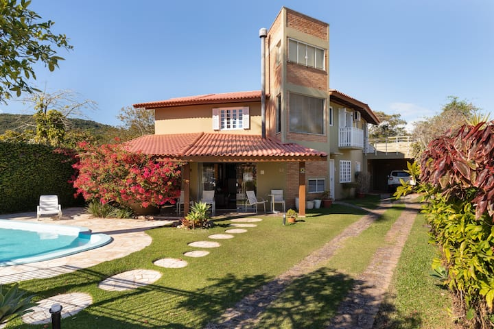 House with pool - Barra da Lagoa