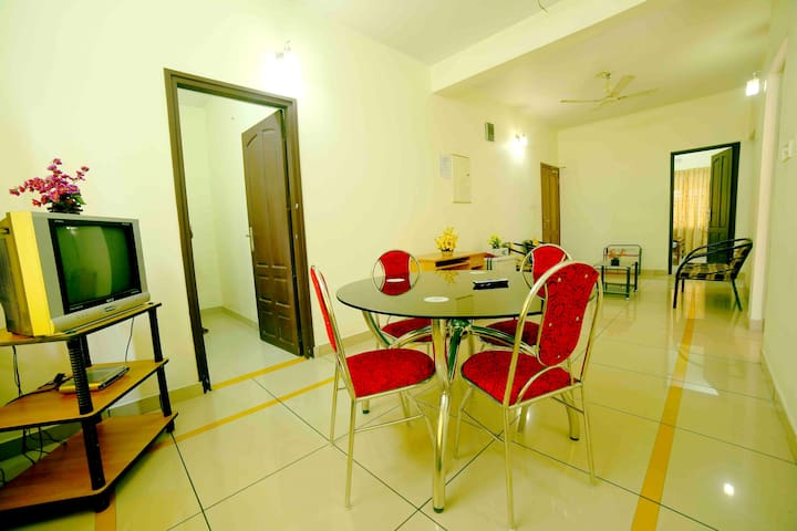 Safeway Serviced Apartments - Ernakulam - Pis