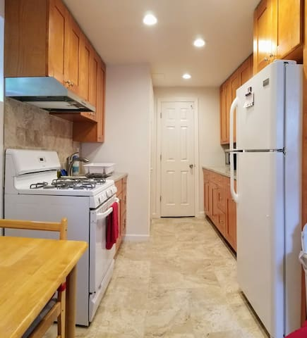 Entire Private 1 Bedroom Apt. (Newly Renovated)