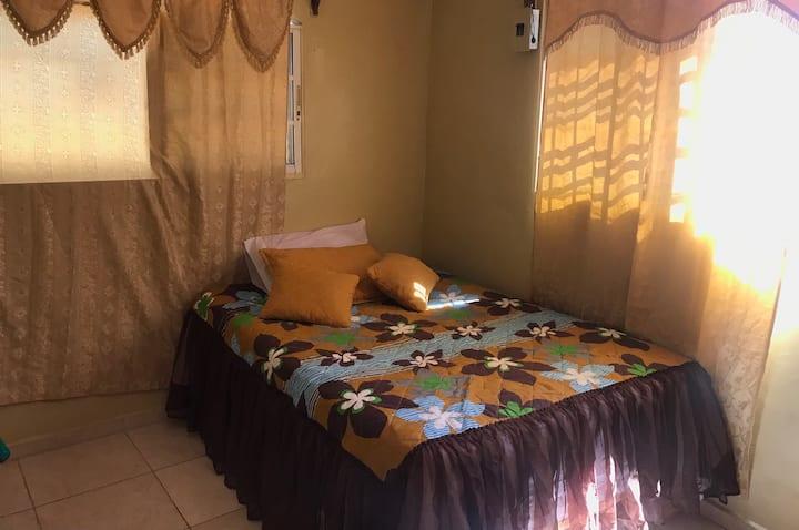 Cómoda habitación privada en Barahona