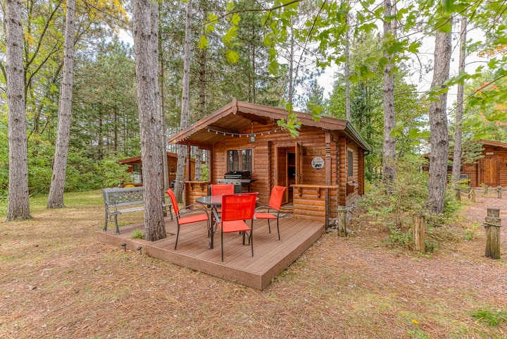 Perfect Location!! - Log Cabin in Hayward