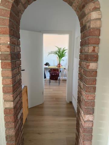 Dachgeschosswohnung im Herzen von Lüneburg