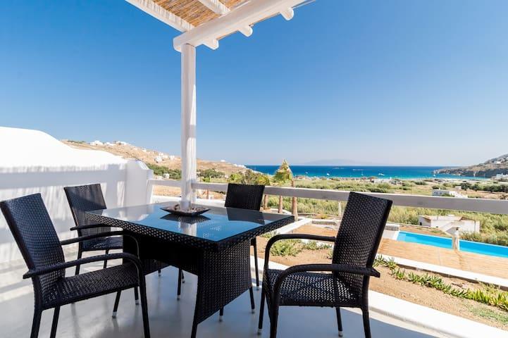 "Mykonos4Islands Seaside Apartment ""Aphrodite"""