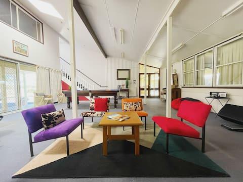 Claughton House - Dorm Rooms