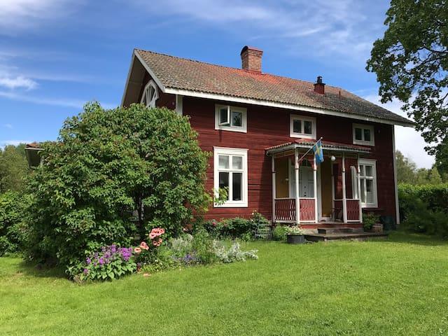 Iconic farmstead in Tällberg/Laknäs