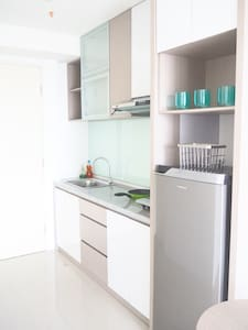 Cozy stay in brand new Tanglin Mansion Apartment - Sambikerep - 公寓