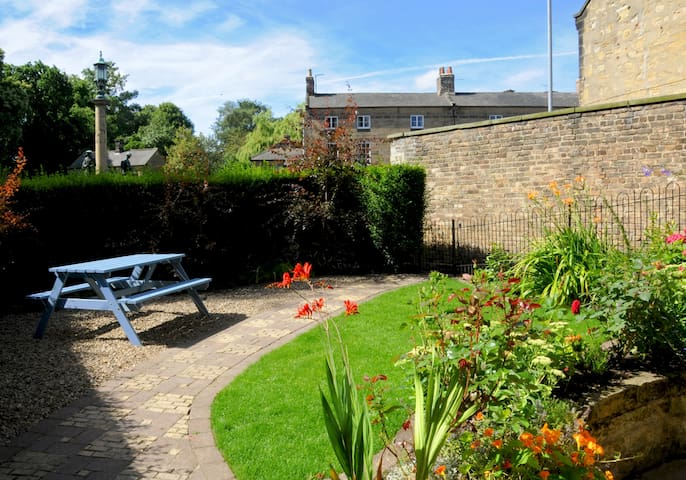 The Airman's Watch 4* Character Apartment, Alnwick - Alnwick - Daire