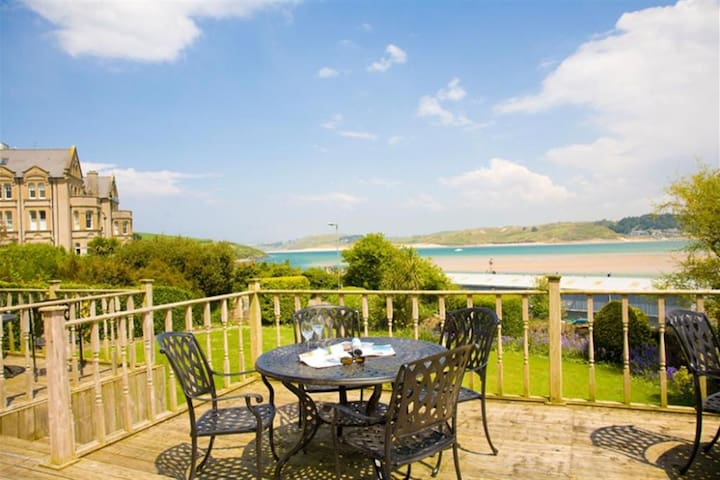 1 Pentyre House - Padstow - Apartment