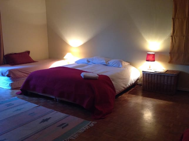 I Friendly Room - 20 min from EU & Brussels Center