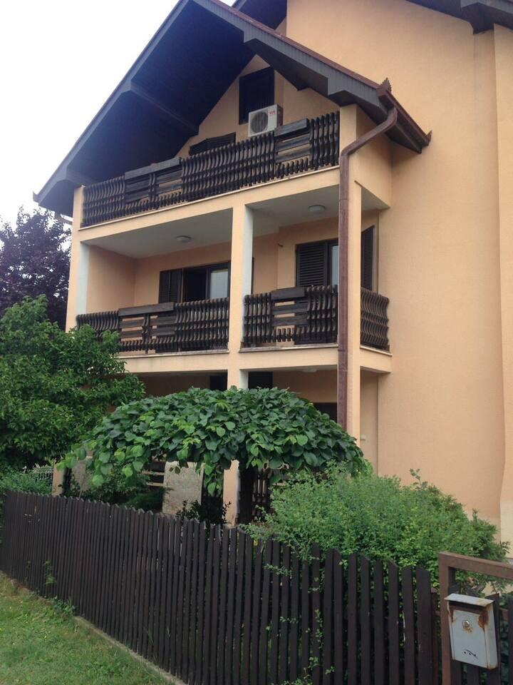 Vila Milan