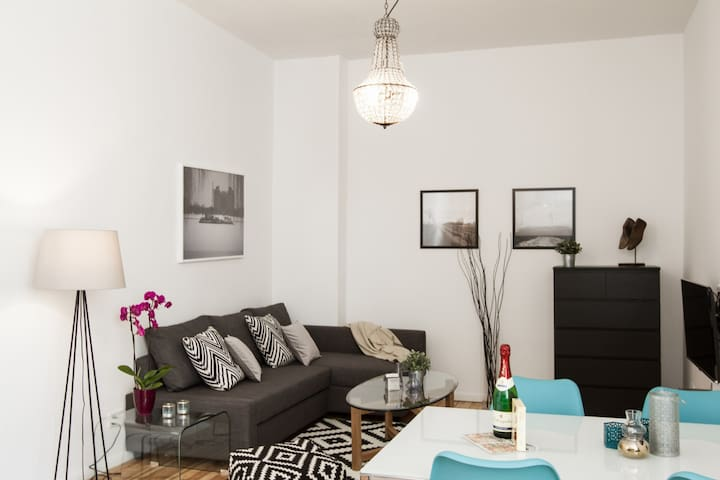 Lovely flat in Berlin! - Berlín - Departamento