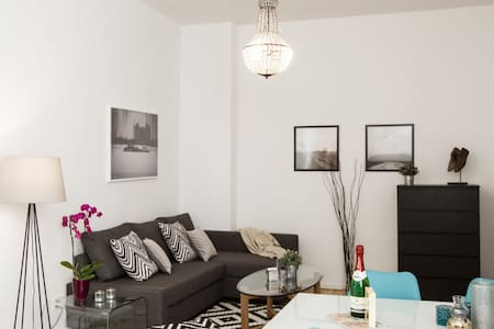 Lovely flat in Berlin! - Berlino - Appartamento