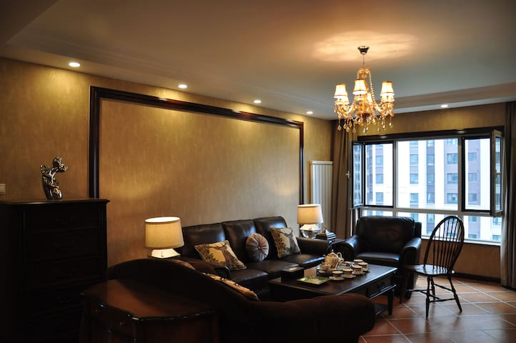 Luxurious 4 Bedroom 3bathroom-Subway4#Tiangongyuan - Beijing - Pis