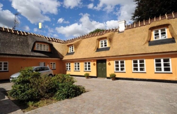 Country Living - 12 km from CPH C - Glostrup - Apartment