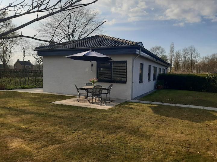 Gezellige vakantiewoning Maashorst Schaijk