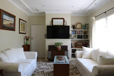 Single/Double Room- The Evergreen Bed & Breakfast - Braddon - Bed & Breakfast