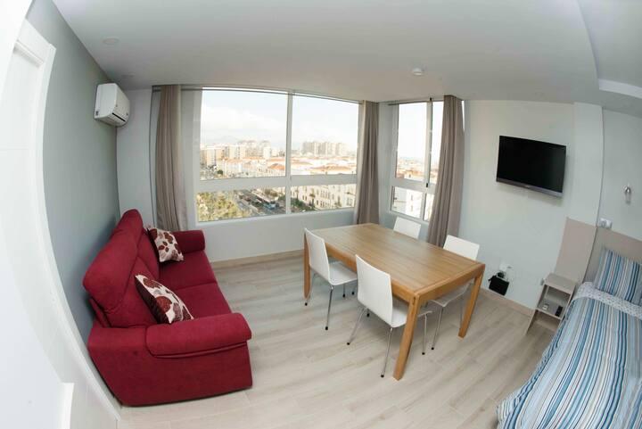 Modern & Stylish Loft with Breathtaking Views