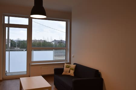 1 room flat 12 km away from old town - Vilnius - Lejlighed