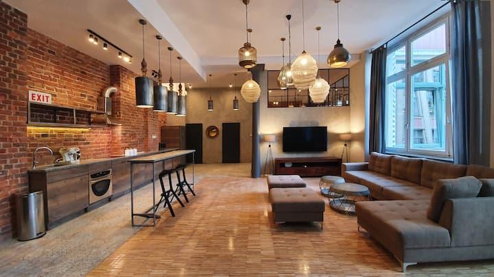 Ruska 47/48A Apart - centrum 160 m², 5 sypialni FV