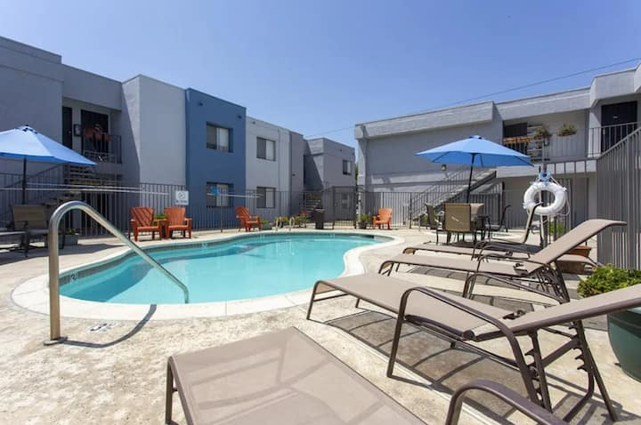 Charming Downtown San Diego 1 Bedroom Apartment
