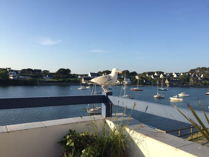 Le Conquet - Petite maison au bord de mer