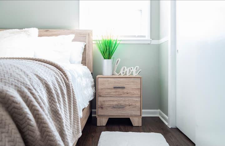 Comfy, Clean, Convenient