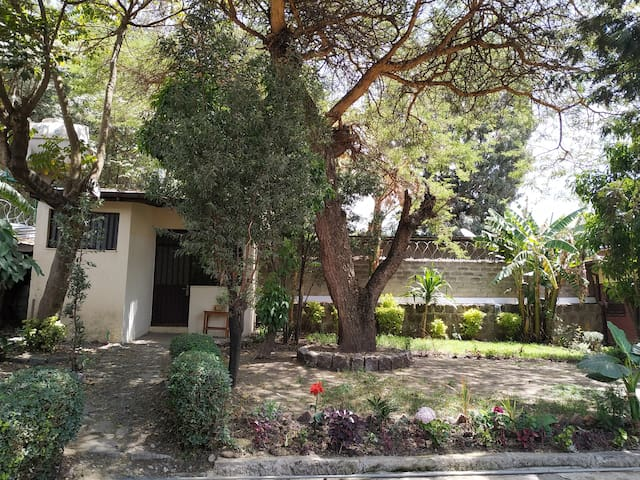 Peaceful escape in the heart of Addis