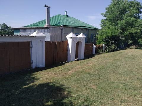 Дом в деревне у Дона