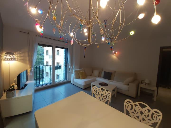 Tu apartamento ideal en calle principal Escaldes