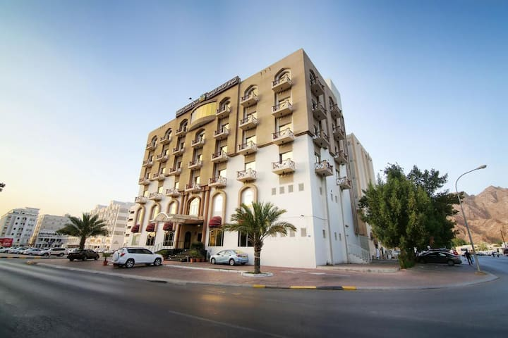 Hotel Golden Oasis, Al Wadi Al Kabir